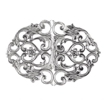Sterling Silver Nurses Buckle